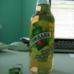 Бутылка с напитком Tymbark