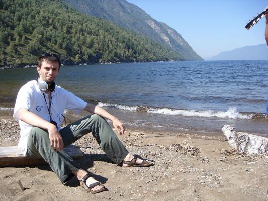 Кактус на берегу Телецкого озера
