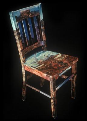 Кактусовый стул