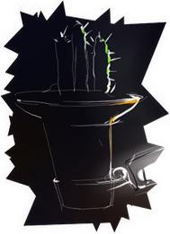 kaktus-lamp